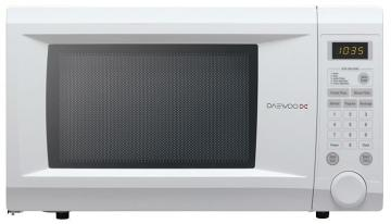 Daewoo 1kW Family Microwave with 31L Capacity, 515x304x375mm (WxHxD)