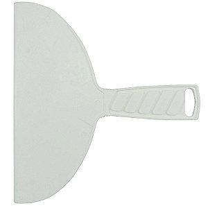 "Westward Flexible Putty Knife with 8"" Polypropylene Blade, Green"