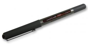 uni-ball Medium Tip Eye Rollerball Pen - Red