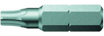 Wera TX6 x 25mm Extra-Tough Torx Screwdriver Bit