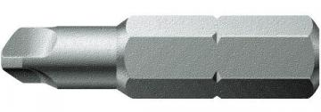 Wera No.0 x 25mm Tri-Wing Security Screwdriver Bit