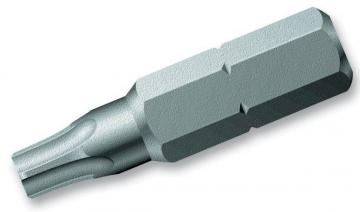 Wera TX30 x 25mm Tamperproof Torx Security Screwdriver Bit