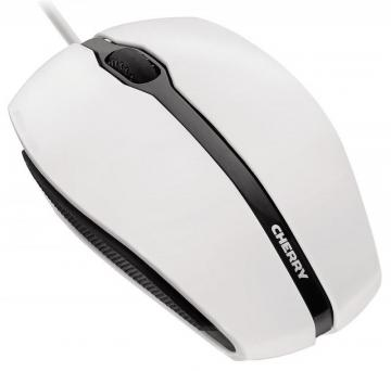 Cherry Gentix USB Optical Mouse 1000DPI, Grey