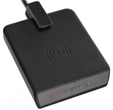 Cherry TC 1200 Class 1 USB Contactless Smartcard Reader, Black