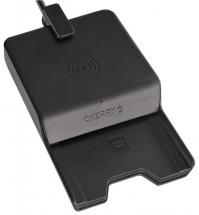 Cherry TC 1300 Class 1 USB Contact & Contactless Smartcard Reader, Black