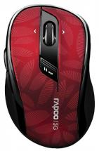 Rapoo 7100P 5GHz Wireless Optical Mouse Red