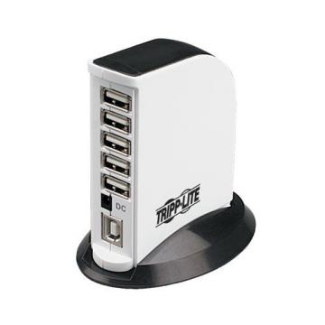 Tripp Lite 7-Port USB 2.0 Hub w/Base Stand