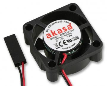 Akasa PC Case Fan with 2-Pin Connector - 250mm