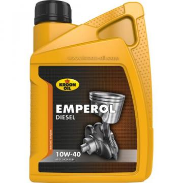 Kroon Motor Oil Bottle EMPEROL DIESEL 10W-40
