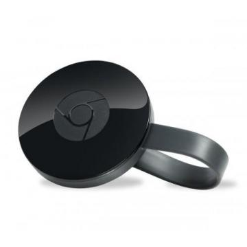 Google Chromecast (Black, 2nd Generation, 2017)