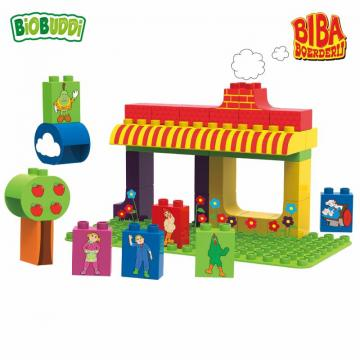 Biobuddi BIBA FARMHOUSE building blocks