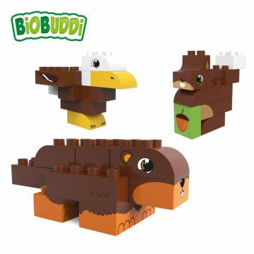 Biobuddi FOREST building blocks
