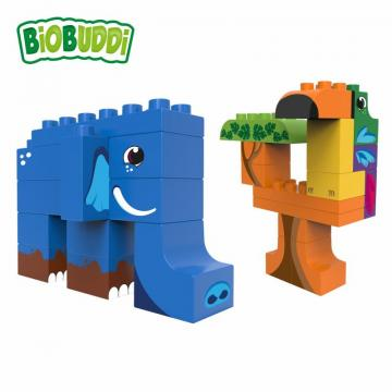 Biobuddi JUNGLE building blocks