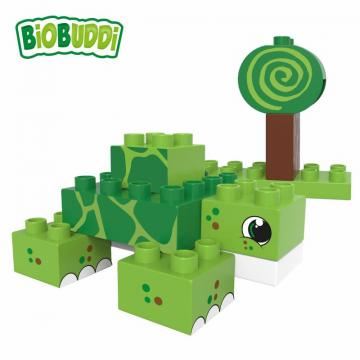 Biobuddi STEPPE building blocks