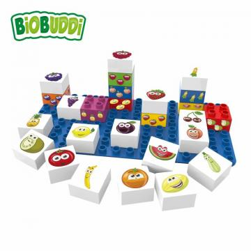 Biobuddi LEARNING FOOD building blocks