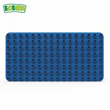 Biobuddi BASEPLATE BLUE building blocks
