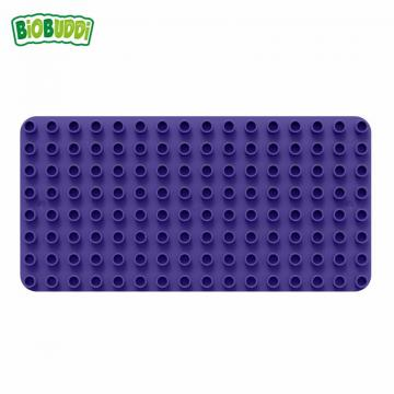 Biobuddi BASEPLATE PURPLE building blocks