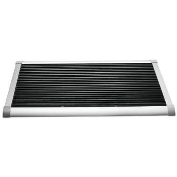 Rizz Doormat The new standard silver