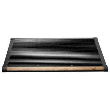 Rizz Doormat The new standard anthracite/teak