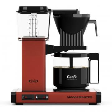 Technivorm Moccamaster KBG 741 AO Brick Red Coffee Machine