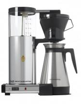 Technivorm Moccamaster CDT Polished Silver Coffee Machine