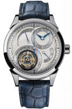 Grönefeld Parallax Tourbillon 1912 Stainless Steel Watch