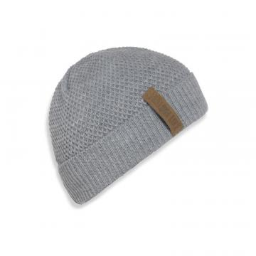 Knit Factory Jazz Beanie Light Grey