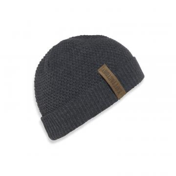 Knit Factory Jazz Beanie Anthracite
