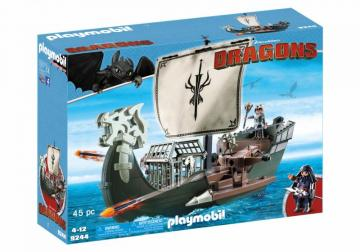 Playmobil 9224 Drago's Ship