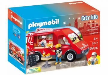 Playmobil 5677 City Food Truck