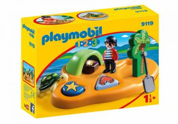 Playmobil 9119 Pirate Island