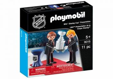 Playmobil 9015 NHL® Stanley Cup® presentation set