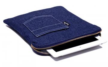 CoverBee Denim (jeans) iPad Air sleeve - Billy Jeans