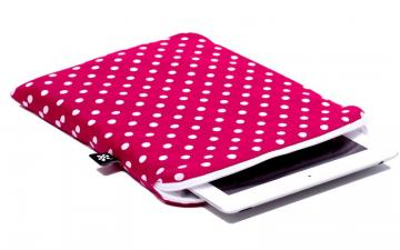 CoverBee Pinkish Red iPad Air Sleeve