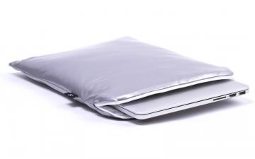 CoverBee Laptop Sleeve Silver – Crystal Creation