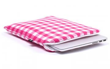 CoverBee Pink Laptop Sleeve - Pink Candy