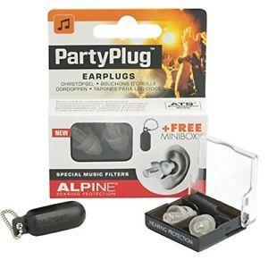 Alpine PartyPlug Ear Plugs
