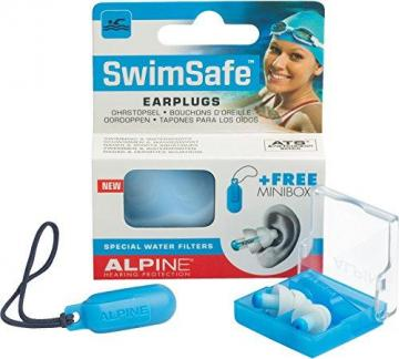 Alpine SwimSafe Ear Plugs