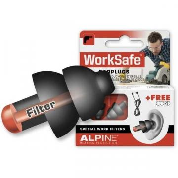 Alpine WorkSafe Ear Plugs