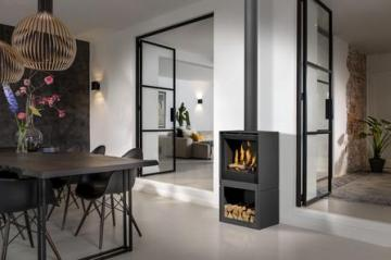 Belfires BOX gas 55 Freestanding gas-burning stove