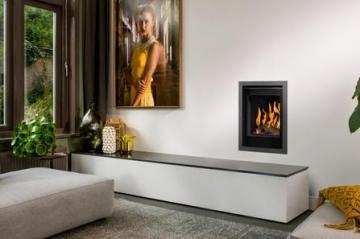 Belfires Smart Bell 45/60 Square gas fire