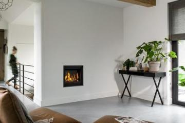 Belfires Smart Bell 55/60 Square gas fire
