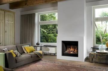 Belfires Smart Bell 75/70 Square gas fire