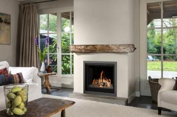 Belfires Smart Bell 80/80 Square gas fire
