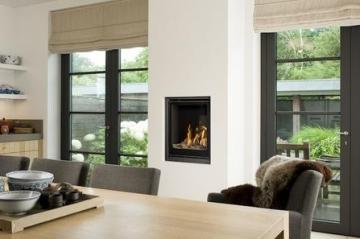 Belfires Unica-2 55 Square gas fire