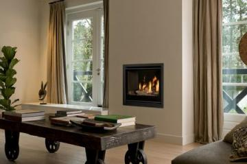 Belfires Unica-2 70 Square gas fire