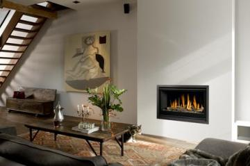Belfires Unica-2 90 Square gas fire