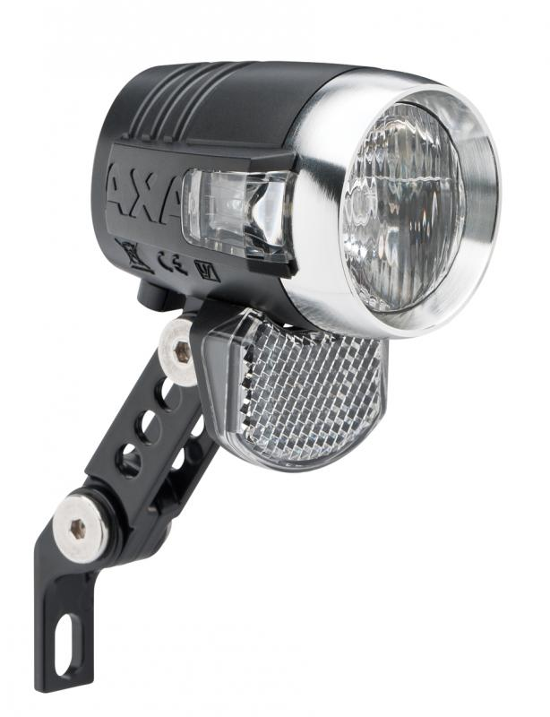 AXA Blueline 50 E-bike Bicycle dynamo head light