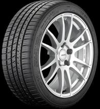 Michelin Pilot Sport A/S 3+ Tire 245/45ZR17