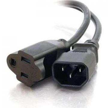 C2G Cables to Go 1ft Monitor Power Adapter Cord